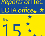 Conversion of the third set of ETA Guidelines to European Assessment Documents has begun