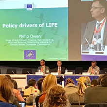 ITeC attends 2018 LIFE Information and Networking Day a Brussels