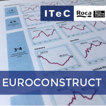 Presentation of the Euroconstruct report at Roca Madrid Galle