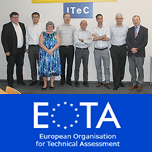 Meeting of the EOTA Working Group for fire retardant products at ITeC