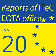Publication of the three ETA Guidelines conversion into European Assessment Documents