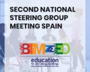Second National Steering Group meeting Spain
